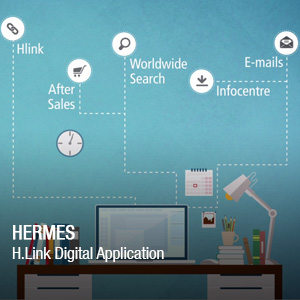 Hermes Link Digital Application