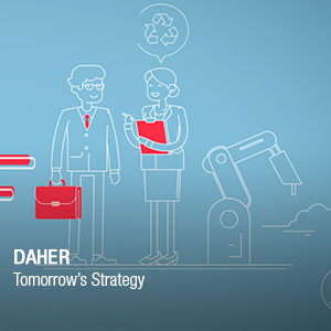 Daher – Tomorrow's strategy