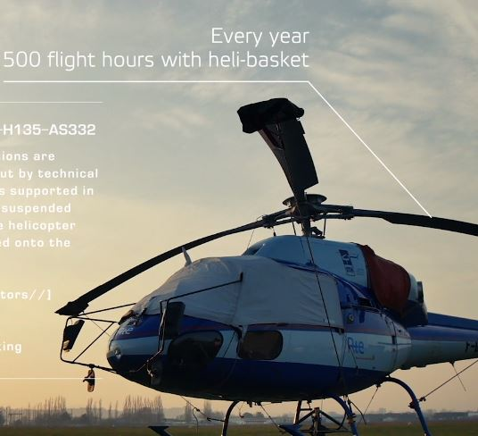 Airtelis Helicopters Interventions